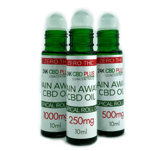 CBD Roll on Stick