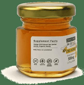CBD Honey Jar